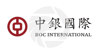 BOC中银国际