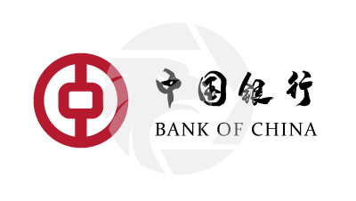 BANK OF CHINA中国银行