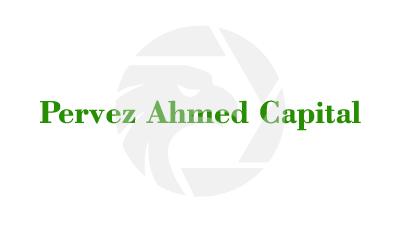Pervez Ahmed Capital